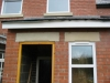 Sandstone window Lintel in Chester Cheshire