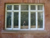 Sandstone window sill in Knutsford Cheshire