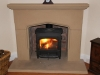 Chester stone fire surround