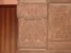 Hand carved sandstone fireplace surround Cheshire 1