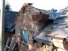 Red sandstone corbels chester3
