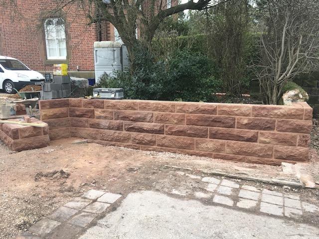 Sandstone gateway Cheshire1