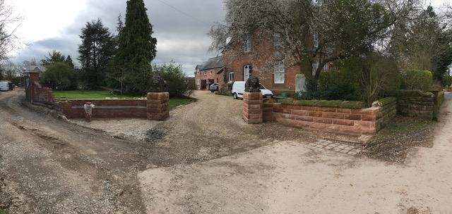 Sandstone gateway Cheshire2