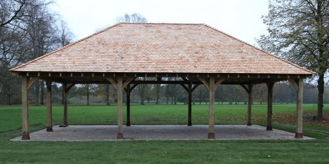 Jb Stone Masonry Staddle Stones To Support Oak Frame