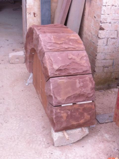 Sallys red sandstone arch (2)